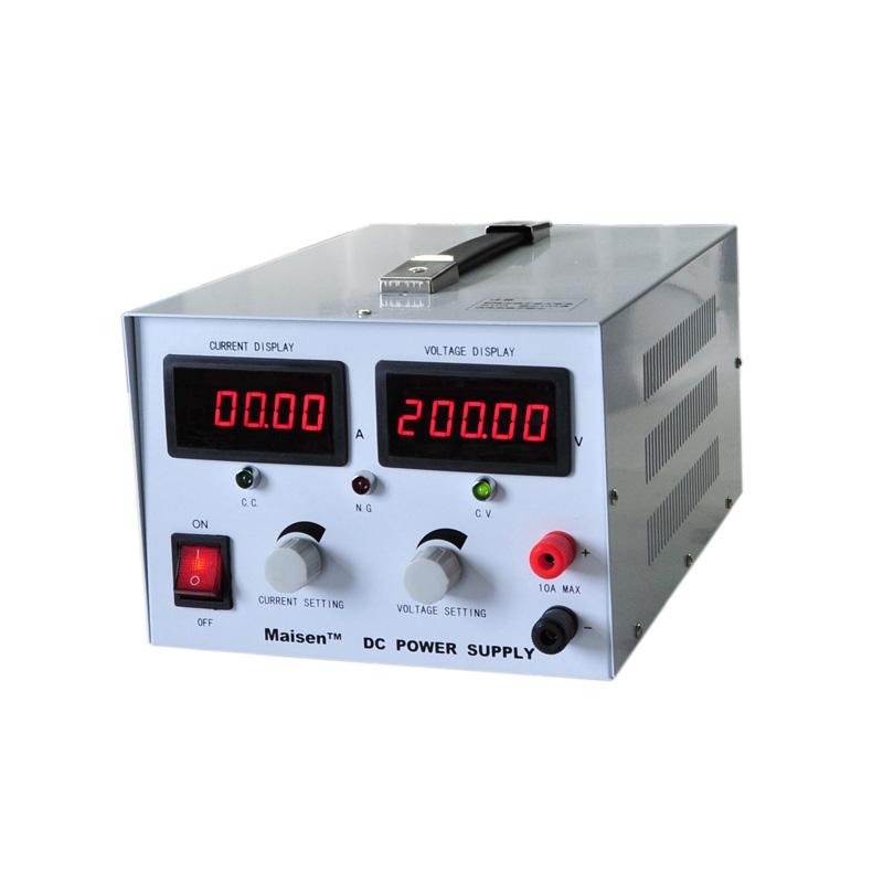 200v2a直流稳压电源,高精度显示